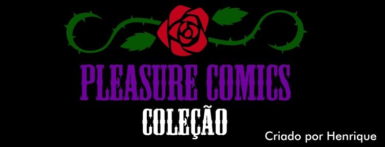 Cabeçalho - Pleasure Comics Coleção cópia